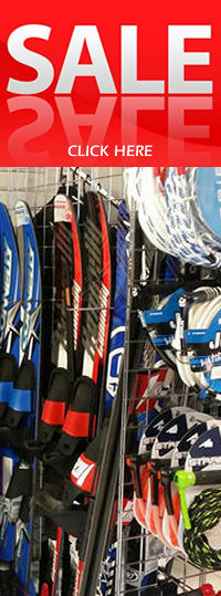 Waterskis Water Skis and Waterskiing Equipment Sale UK