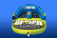Clearance Deal Towable Inflatable Tubes and Equipment