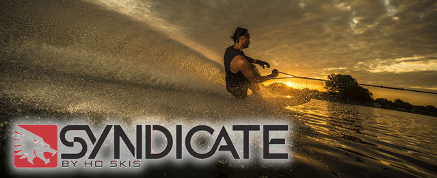 Clearance Deal Syndicate Water Skis