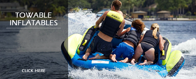 Best Deals on Towable Inflatable Tubes