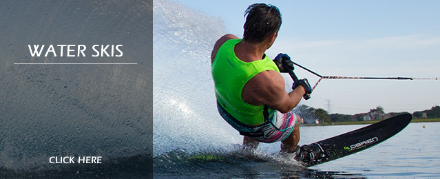 Best Deals on Water Skis & Waterskiing Equipment